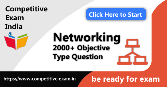 Networking Objective Type Questions | PDF Download | 2019| Page 1